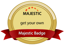 Get your own Majestic Rosette Badge.