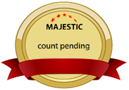 Majestic Badge - Count Pending